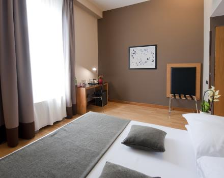 Double Room - Best Western Ars Hotel Rome
