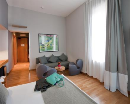Camere - Best Western Ars Hotel Roma 4 stelle