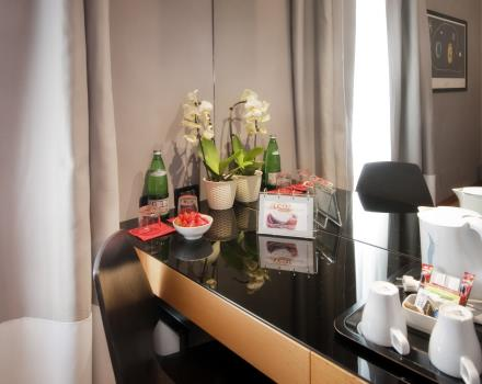 Room Details - Best Western Ars Hotel Roma 4 stars